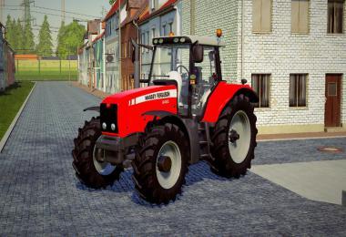 Massey Ferguson 6400 v1.0