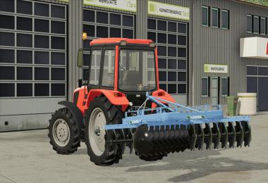 Lizard 32 Disc Harrows v1.0.0.0