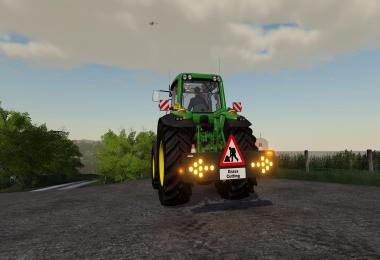 Hedge/Grass Cutting Warning v1.0