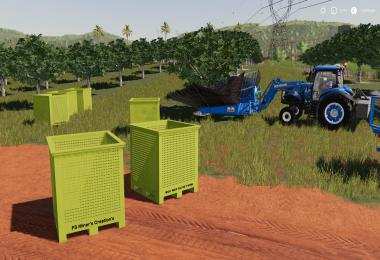 Pallet Box For Olives v0.5