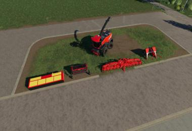New Holland Shredder Pack v1.0.0.0