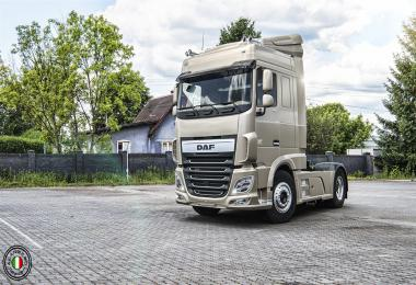 Real Paccar Mx Sounds Pack For Daf XF106 1.37