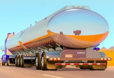 Advanced B-Train Tanker -updated- 1.37