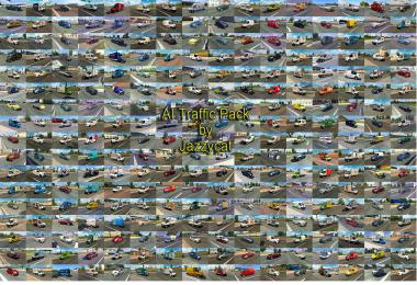 AI Traffic Pack by Jazzycat v12.8