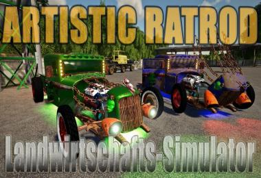 Artistic Ratrod By Dtapgaming Bug Fix v1.03