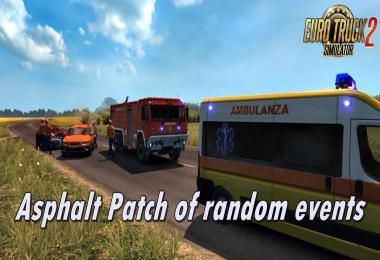 Asphalt Patch of random events v1.5.5 1.37.x