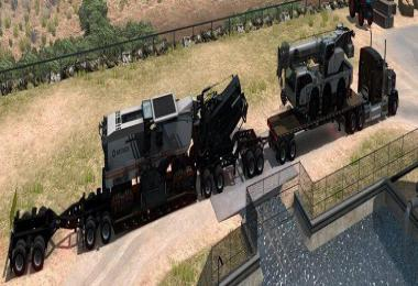 [ATS] 93-RP Mod Trailer Real Operations v9.0