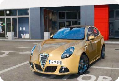 [ATS] Alfa Romeo Giulietta v1.5 1.37.x