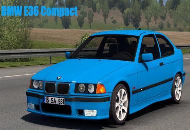 [ATS] BMW E36 Compact v1.2 1.37.x