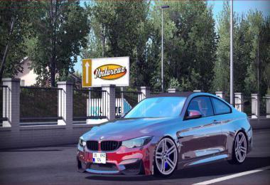 [ATS] BMW M4 GTS v1.1 1.37