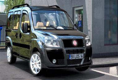 [ATS] Fiat Doblo D2 v1.1 1.37.x