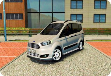 [ATS] Ford Tourneo Courier v1.2 1.37.x