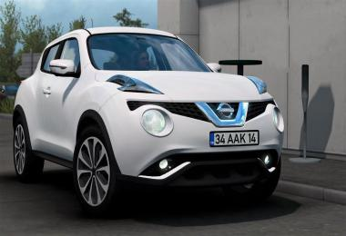 [ATS] Nissan Juke v1.2 1.37.x