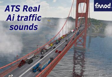 ATS Real Ai Traffic Engine Sounds for SCS 1.37