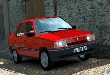[ATS] Renault 9 v1.1 1.37.x