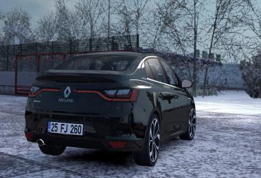 [ATS] Renault Megane IV v1.1 1.37.x