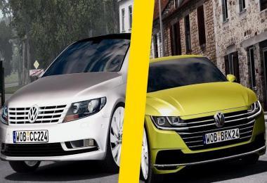 [ATS] Volkswagen Arteon & Passat CC v1.3