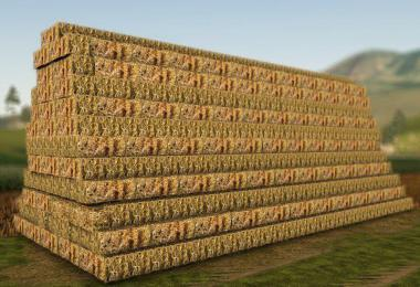 Bale Stacker - Wersja Do Malych Kostek v2.0