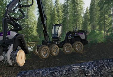 BIG WOOD Logset v1.0