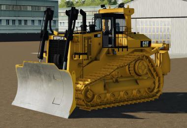 Bulldozer CAT D10T v2.0