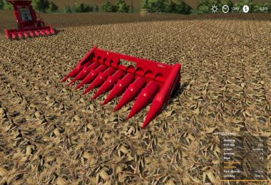 CASEIH 1020 and 2208 Header pack v1.0