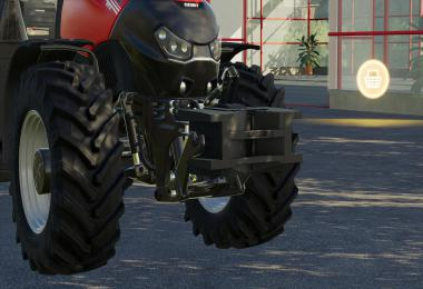 CaseIH Optum Weight v1.0.0.0
