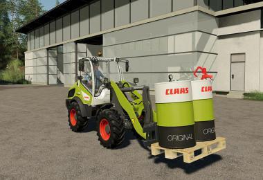 Claas Diesel Addon v1.0.0.0