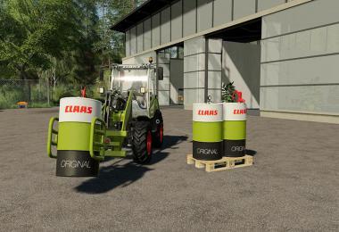 Claas Diesel Addon v1.0.0.1