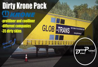 Dirty Krone Pack v1.0.0.0