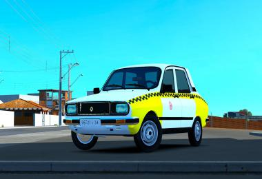 El Moh Gamer - [ETS2 1.37] - Skincar Agadir Taxi 1.37