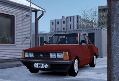 Ford Taunus V1R30 1.37