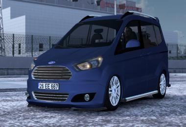 Ford Tourneo Courier V1R30 1.37