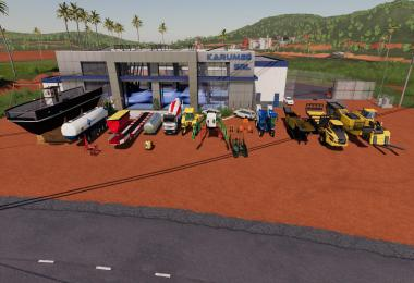 FS19 MCE MACHINERY PACK v0.7