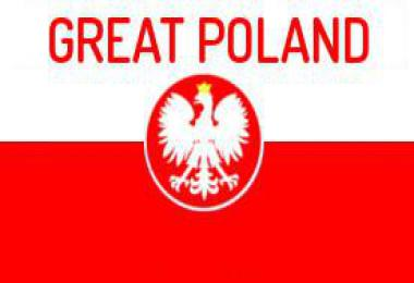 Great Poland map Adapted for 1.37.x