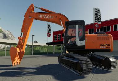 Hitachi ZX200 v0.9