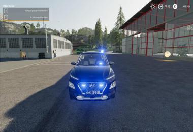 Hyundai Kona 2018 Kripo v1.1