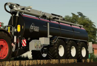 Kumm Slurry Tanker 39m v1.0.0.0