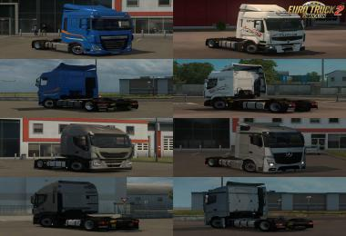 Low deck chassis addons for Schumi s trucks v4.0 by Sogard3