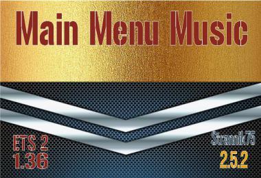 Main Menu Music v2.5.2