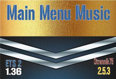 Main Menu Music v2.5.3