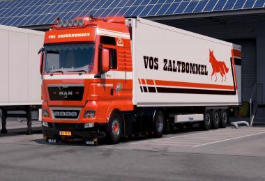 Man TGX Vos Nederhemert & Krone Trailer 1.37