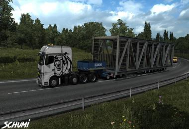 Mercedes Actros MP4 v2.1