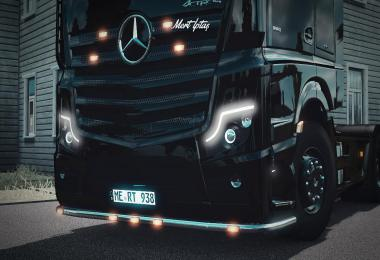 Mercedes-Benz Actros MP5 2020 v1.1