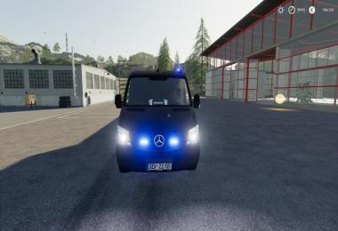 Mercedes Benz Sprinter 2014 SEK v1.0