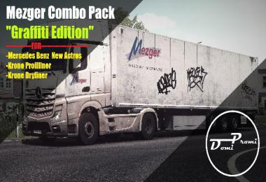 Mezger Combo Pack Graffiti Edition v1.0 1.37.x
