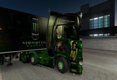 Monster Energy Combo 1.37