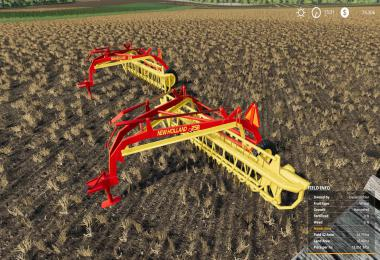New Holland 258 Rake/Tedder v1.0.0.0