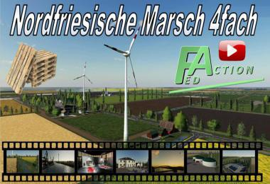 North Frisian march 4x v1.9