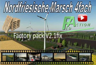 NORTH FRISIAN MARCH factory pack v2.1