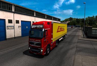 Omega Pilzno Pack Volvo + Krone v1.0
